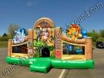 Zoo Themed bounce house Rental Scottsdale AZ