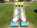 Big Kahuna dual lane water slide rental Phoenix Arizona