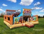 Western Town Inflatable rentals Phoenix