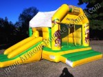 Jungle Safari themed bounce house rental Scottsdale