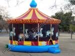 Carousel Bounce House rental Phoenix AZ