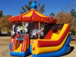 Carousel Bounce House Rental Phoenix Arizona