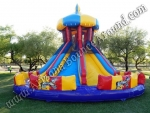 Circus themed Inflatables in Phoenix Arizona