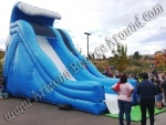 24' Inflatable slide rental Phoenix Arizona