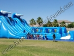 Dual lane water slide rental Phoenix Arizona
