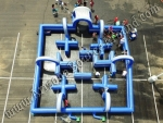Inflatable Water Tag Maze Rental Phoenix