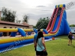 Big water slide rental companies in Phoenix Arizona - Denver Colorado