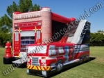 Fire Station Bounce House Rental Scottsdale AZ
