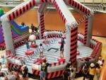 Ninja Warrior Wrecking Ball Game Rental Phoenix Arizona