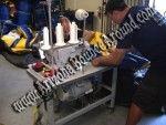 Arizona, Inflatable Bouncer Repair in Phoenix, Water and Dry Slide Repair in Arizona, Sealed air repairs