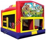Ballerina Bounce House rental AZ