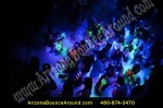 Black Light Foam Party Rental Phoenix, Arizona