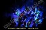 Black Light Foam Party Rental Phoenix, Arizona