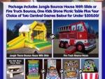 Boys Birthday Package Under $200