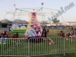 Holiday themed carnival rides for rent in Phoenix Arizona