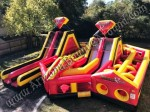 Double Rush Obstacle Course Rental Phoenix Arizona