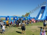 42 foot tall water slide rental Arizona
