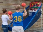 Electronic basketball game rental, Pop a shot basketball game, Mini hoop rental, Phoenix Arizona