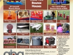 Spring and Fall Carnival themed Party Package for around $1300.00