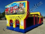 Fireman Obstacle Course Rental in Arizona- Rent a Fire Truck