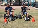 Jumbo Tikes - Big Adult Tricycle rental - Giant Tricycle Races Phoenix, Arizona