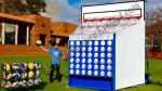 Basketball Connect 4 game rental Phoenix Arizona