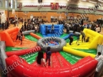 Hungry Hippo Inflatable game Rental Phoenix Arizona