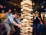 Giant Jenga game rental Phoenix