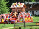 Gingerbread House Obstacle Course Rental Phoenix Arizona