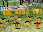 graduation yard greeting cards hoenix, Scottsdale, Arizona, AZ