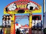 Hang Time Carnival game Rental Phoenix Arizona