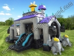 Haunted Bounce House rental Phoenix Arizona
