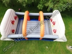 Inflatable Basketball Court Rentals Phoenix Arizona