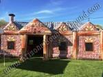 Inflatable Log Cabin Rentals in Phoenix Arizona