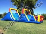 inflatable Obstacle course rental Phoenix, Scottsdale, Arizona, AZ