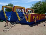 Inflatable Obstacle Course Rental Scottsdale, Arizona