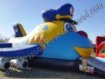 airplane bounce house rental Phoenix
