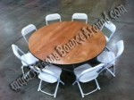 Kids Tables and Chairs for rent, Kids table linen, Phoenix, Scottsdale, AZ