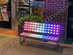 LED Park Benchs for rent in Phoenix Arizona.JPG