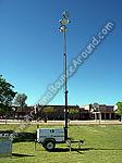 Light tower rentals in phoenix Arizona, Outdoor event light tower rental in arizona