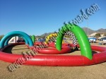 Big inflatable race track rental Phoenix, AZ