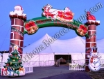 Holiday-themed decorations for rent in Phoenix Arizona, Inflatable Arch Rentals, Scottsdale, Chandler, Peoria, AZ