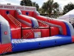 Ninja Warrior Game Rentals for Parties and events Phoenix Arizona