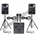 PA Sound System and Speaker Rentals Phoenix Arizona