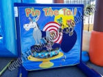 Pin the Tail on the Donkey carnival game rental Phoenix, AZ