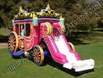 Princess Carriage Bounce House Rental Phoenix, Scottsdale Arizona