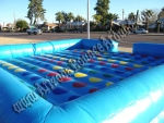 Giant inflatable twister game rental Phoenix