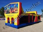 Robot Transformers Obstacle Course Rental Phoenix, Arizona