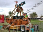 Pirate ship carnival ride rental Phoenix Arizona