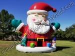 Giant Inflatable Santa Clause rental Phoenix Arizona